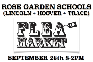 flea market graphic