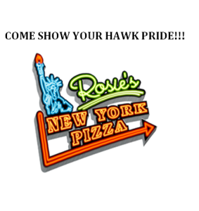 2015-10-13 Hoover Rosies Pizza Flyer
