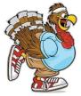 running-turkey
