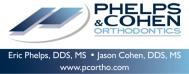 Phelps logo name & website